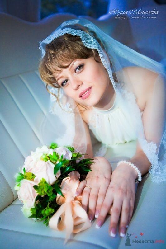 невеста в лимузине - фото 62600 Свадебный фотограф Моисеева Юлия