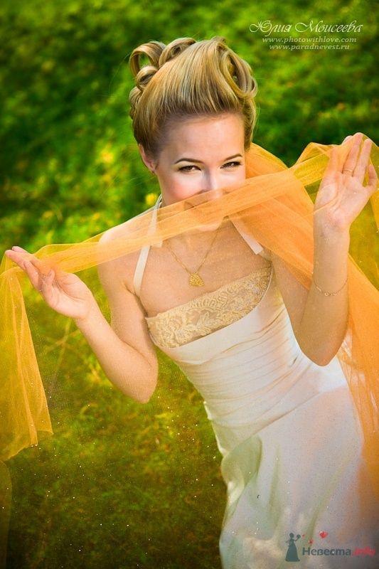 невеста в образе золотая рыбка - фото 63850 Свадебный фотограф Моисеева Юлия