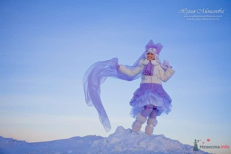 Фото 69118 в коллекции Зимняя сказка))) - Свадебный фотограф Моисеева Юлия