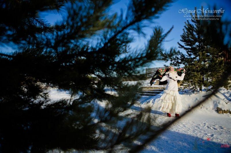 Фото 69123 в коллекции Зимняя сказка))) - Свадебный фотограф Моисеева Юлия