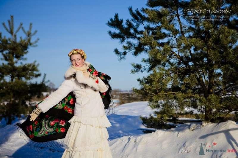 Фото 69124 в коллекции Зимняя сказка))) - Свадебный фотограф Моисеева Юлия