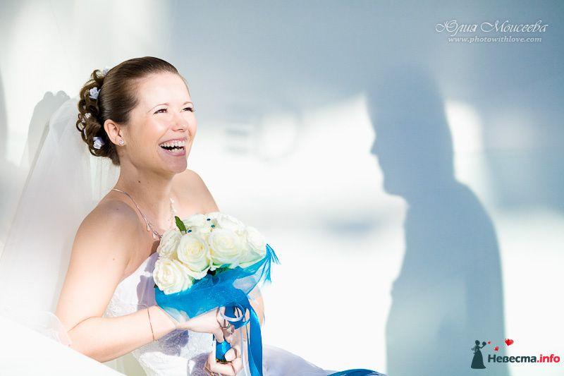 Фото 122755 в коллекции Бирюзовая свадьба... - Свадебный фотограф Моисеева Юлия