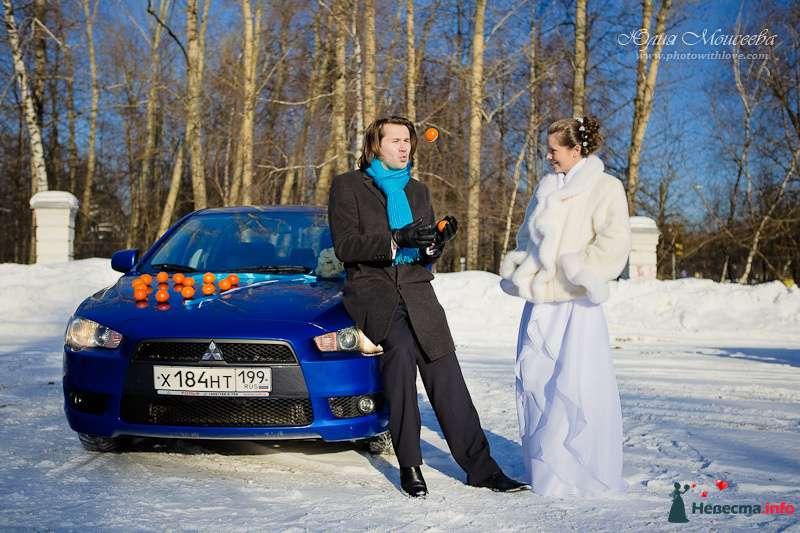 Фото 122756 в коллекции Бирюзовая свадьба... - Свадебный фотограф Моисеева Юлия