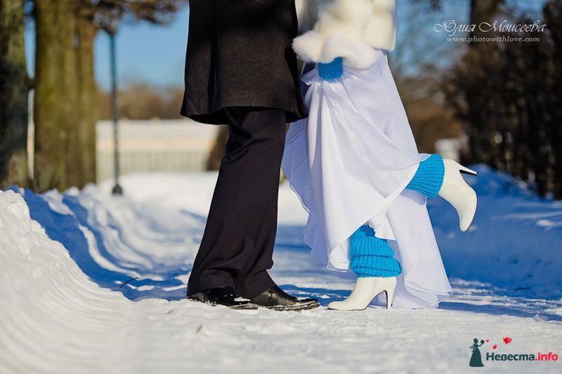 бирюзовая свадьба - фото 122762 Свадебный фотограф Моисеева Юлия
