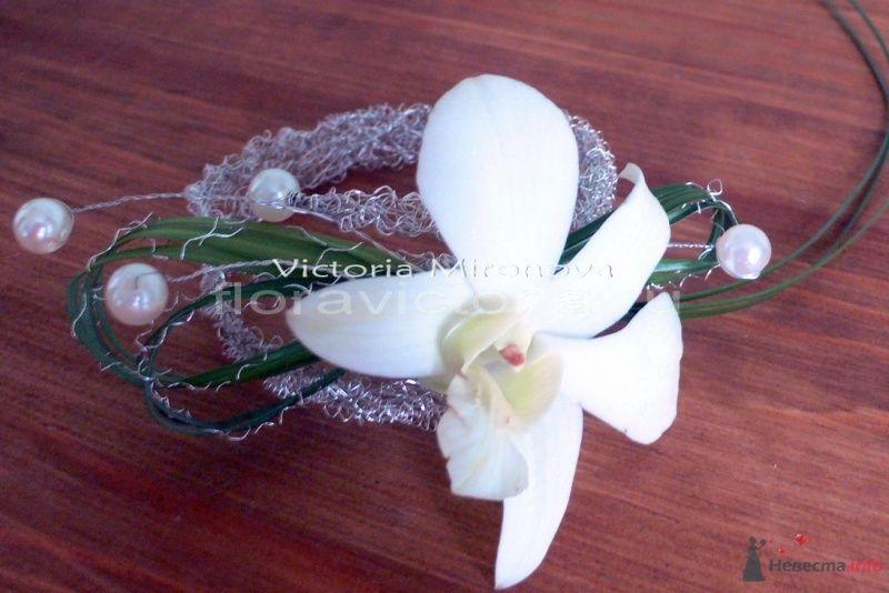 Свадебное украшение - фото 29434 Cвадебная флористика и декор событий FloraVictoria
