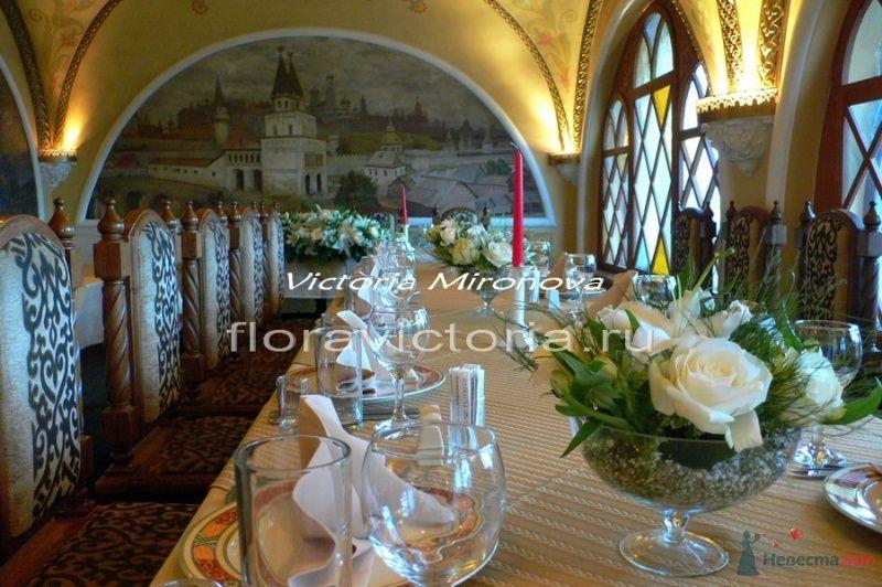 Оформление свадьбы - фото 36287 Cвадебная флористика и декор событий FloraVictoria