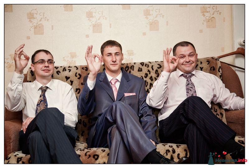 жених с друзьями - фото 108627 Фотограф Вилена Экон