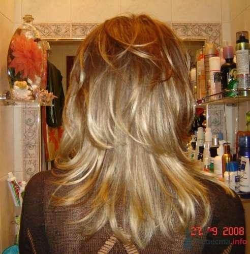 Укладка волос - фото 7958 Парикмахер и стилист-визажист - Елена Иванова