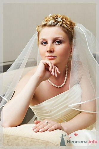 Свадебный стилист. Свадебная прическа. - фото 9888 Парикмахер и стилист-визажист - Елена Иванова