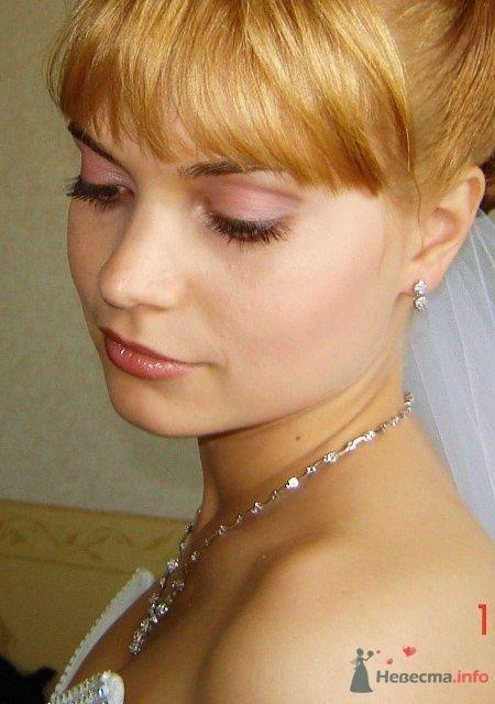 Свадебный макияж. Фото