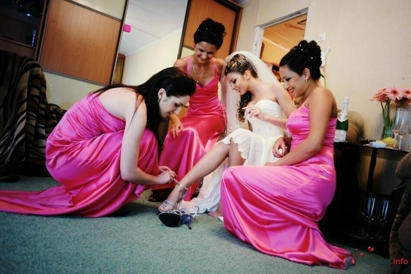 Фото 52957 в коллекции свадьба...