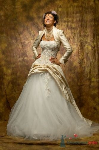 Марица Люкс О-720 - фото 1518 Невеста01