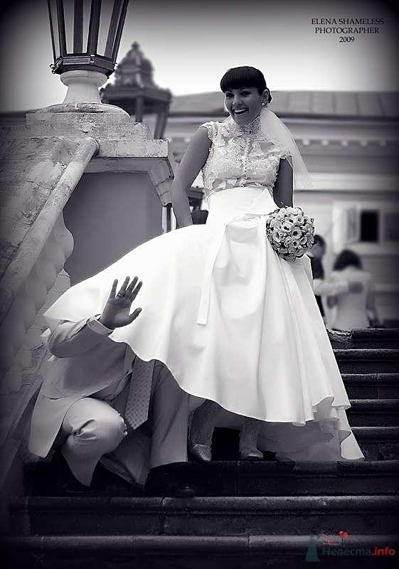 Фото 38436 в коллекции Свадебные фото - shameless