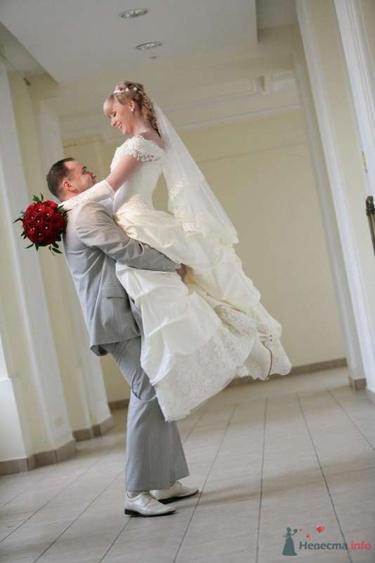 Фото 61476 в коллекции Наша свадьба 31.10.09 - alena_kis