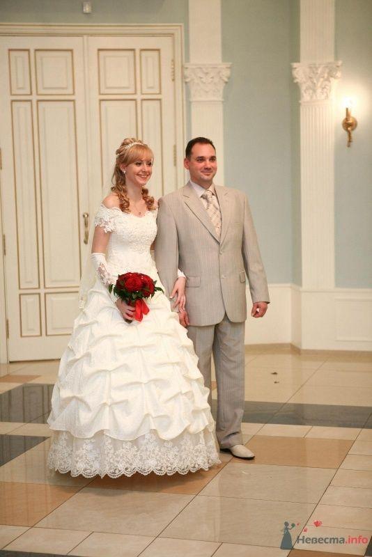 Фото 61545 в коллекции Наша свадьба 31.10.09