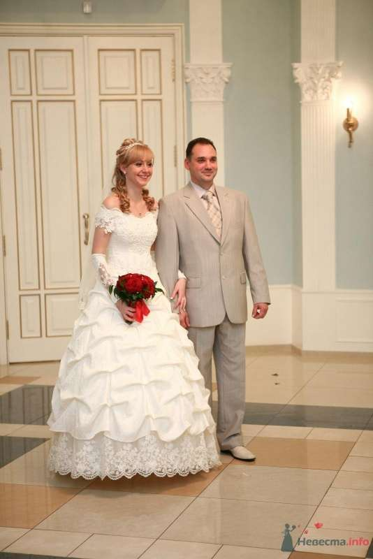 Фото 61545 в коллекции Наша свадьба 31.10.09 - alena_kis