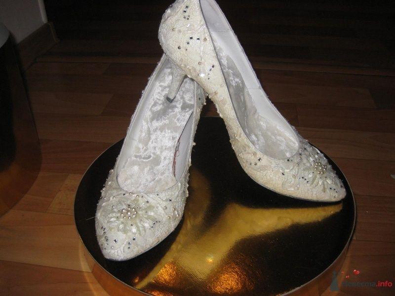мои туфельки - фото 44642 ларина т