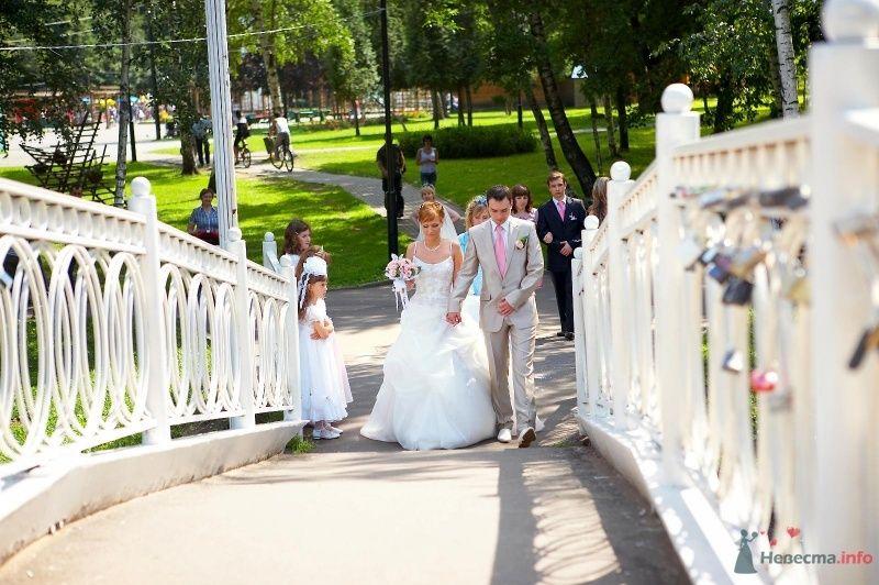 Фото 46437 в коллекции Наша большая европейская свадьба ))) 12.07.09 - Мissis Kейт