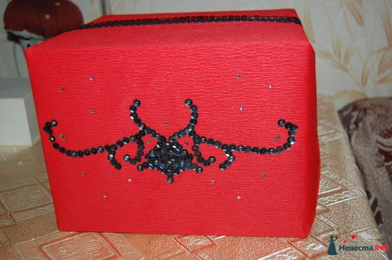 коробка для денег - фото 110673 Julka