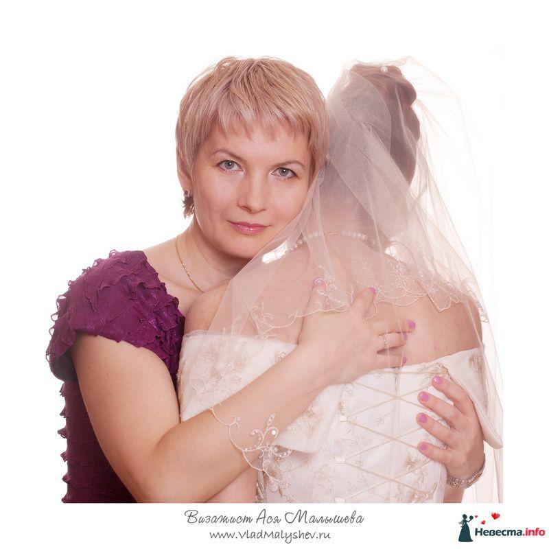 Фото 88938 в коллекции Макияж - Влад и Ася Малышевы Свадебные фотографы
