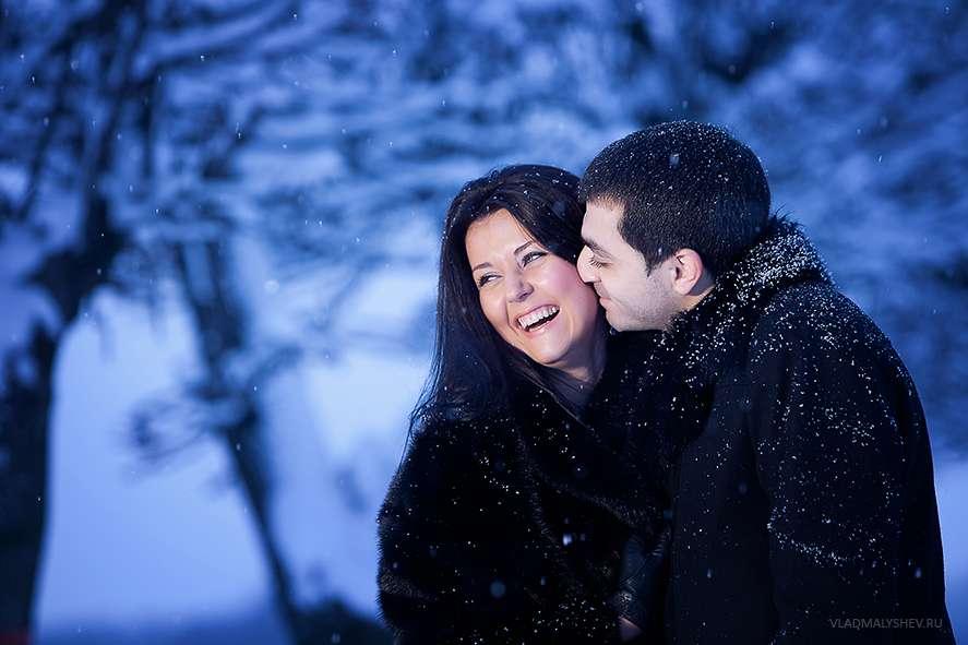 Фото 1335739 в коллекции Зимние свадьбы - Фотографы Влад и Ася Малышевы