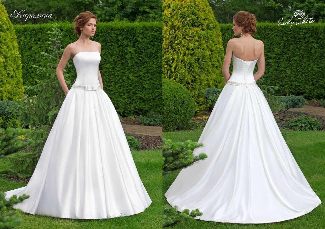 "Фото 8119344 в коллекции Lady White - Beauty of your name - Студия свадебного платья ""Облако любви"""