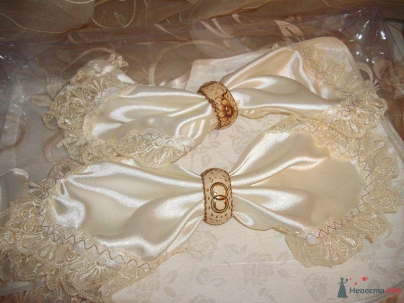 Фото 48728 в коллекции Свадебный Handmade - katsonya