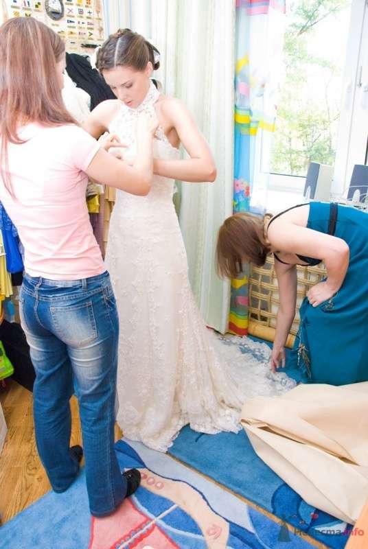 Фото 48740 в коллекции Наша Свадьба - фотографии Ксении Андреевой - katsonya