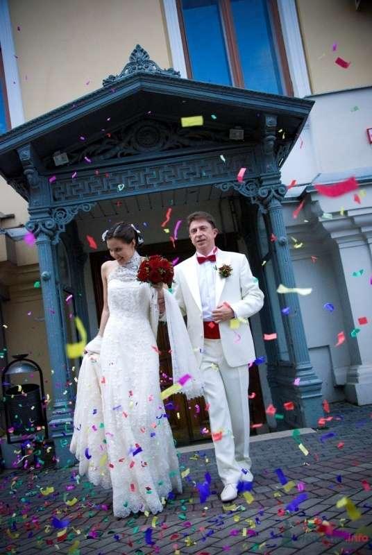 Фото 48756 в коллекции Наша Свадьба - фотографии Ксении Андреевой - katsonya