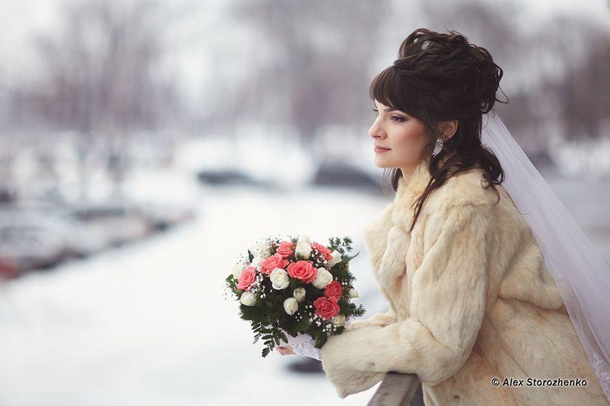 Фото 838267 в коллекции Свадебные фото - Фотограф Alex Storozhenko
