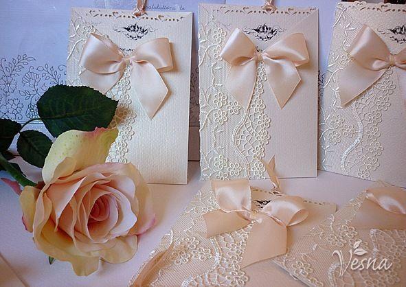 Фото 523014 в коллекции Приглашения - Vesna-Art - аксессуары для свадьбы
