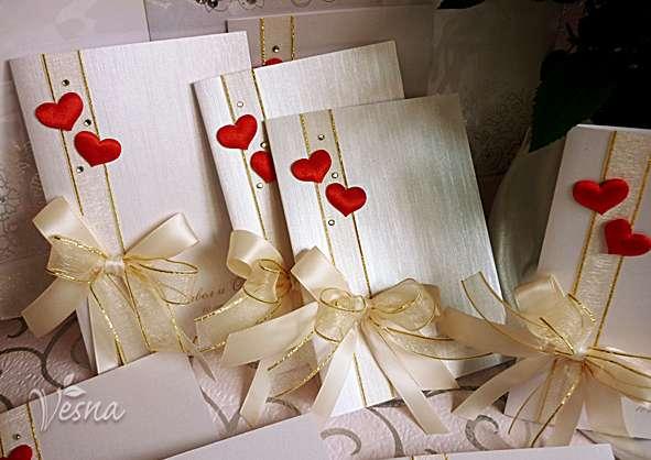 Фото 523030 в коллекции Приглашения - Vesna-Art - аксессуары для свадьбы