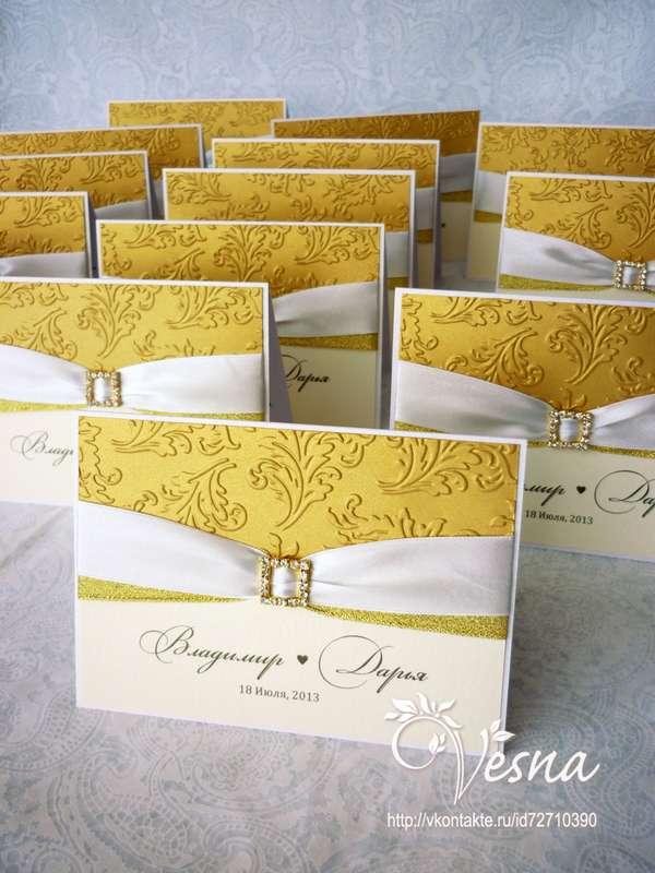 Фото 2459379 в коллекции Приглашения - Vesna-Art - аксессуары для свадьбы