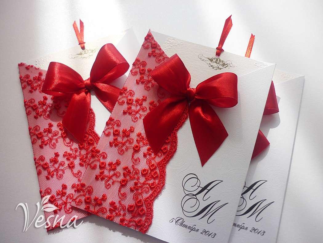 Фото 2459443 в коллекции Приглашения - Vesna-Art - аксессуары для свадьбы
