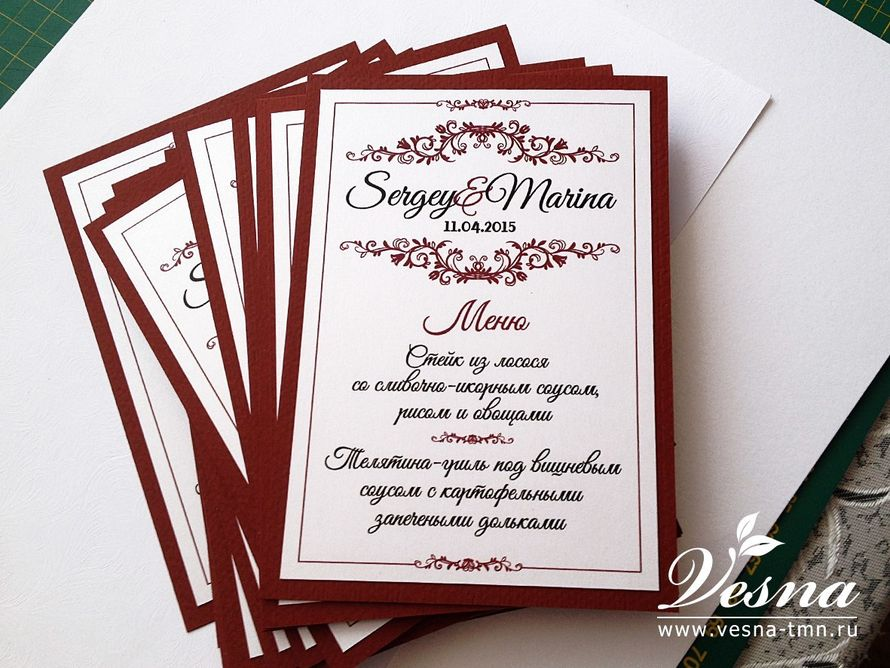 Фото 10532396 в коллекции Портфолио - Vesna-Art - аксессуары для свадьбы