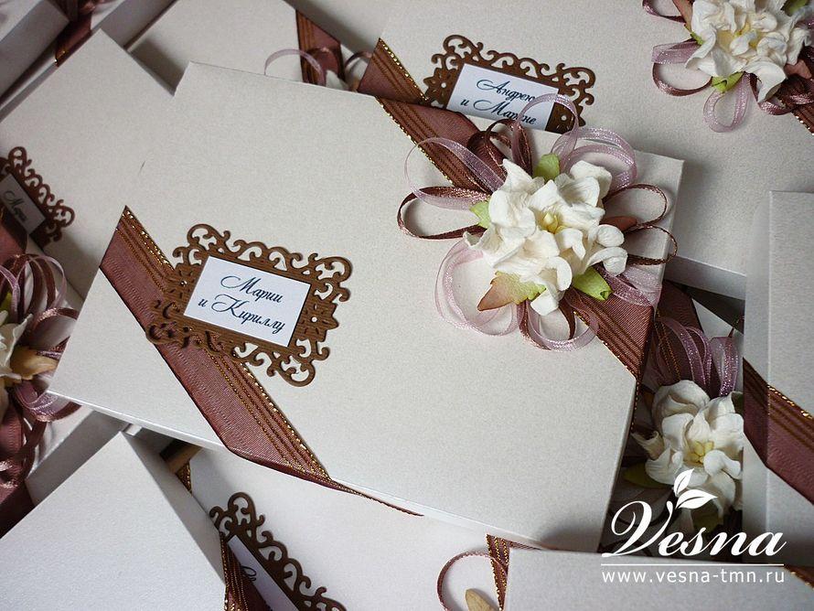 Фото 10532416 в коллекции Портфолио - Vesna-Art - аксессуары для свадьбы