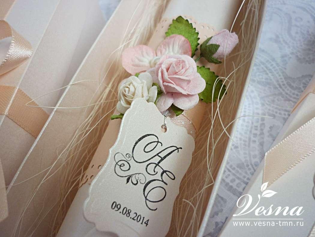 Фото 10532440 в коллекции Портфолио - Vesna-Art - аксессуары для свадьбы