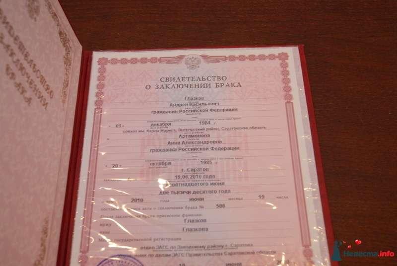 Фото 117863 в коллекции День свадьбы - Собчуля