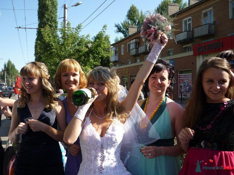 Фото 128103 в коллекции День свадьбы - Собчуля