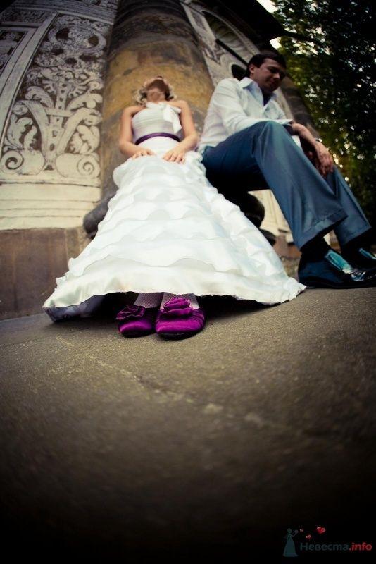 Фото 42984 в коллекции Prague Wedding