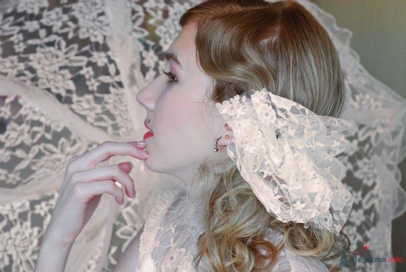 причёска с элементами холодной укладки - фото 67070 Свадебный стилист Татьяна Мартынова