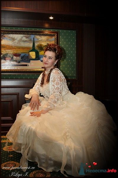 парад невест в Коломне- Пруссия 17-18 век - фото 104640 Свадебный стилист Татьяна Мартынова
