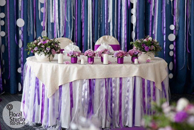 Как оформить задник у молодых на свадьбе