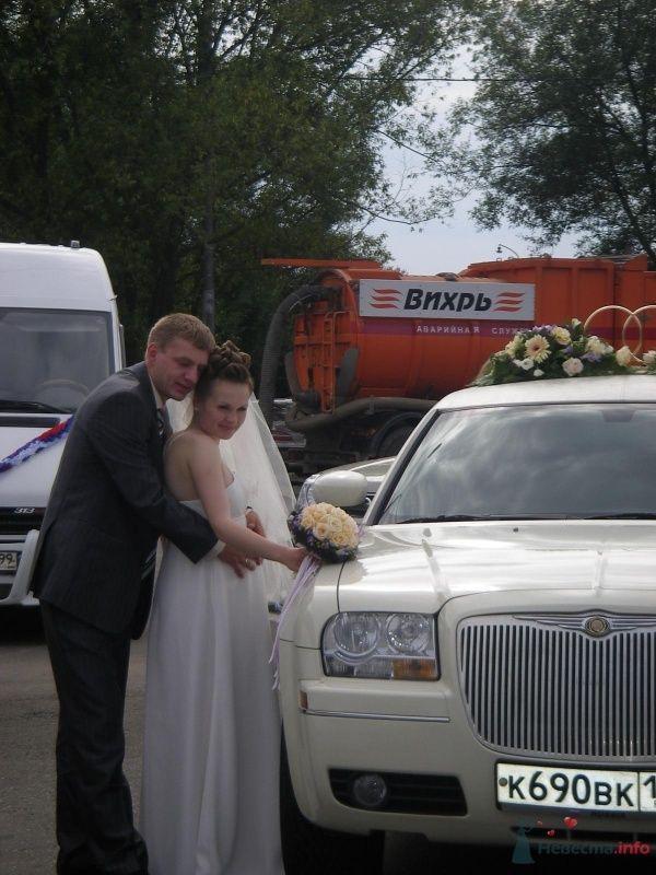 Фото 47253 в коллекции Свадьба подруги 08,07,09