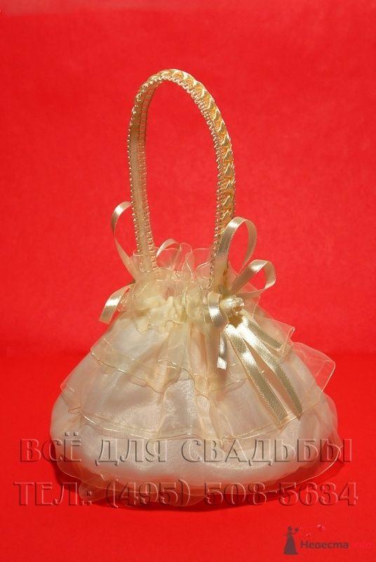 Фото 45307 в коллекции Сумочки для невест