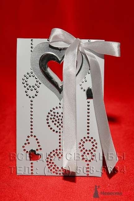 """Фото 53230 в коллекции Бомбоньерки и подарки для гостей - """"Все для свадьбы"""" - салон аксессуаров и услуг"""