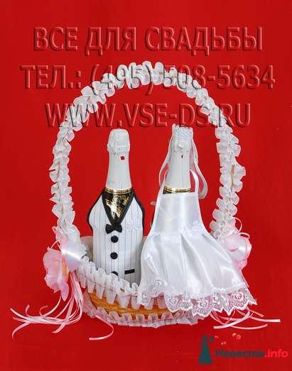 """Фото 85216 в коллекции Для шампанского - """"Все для свадьбы"""" - салон аксессуаров и услуг"""