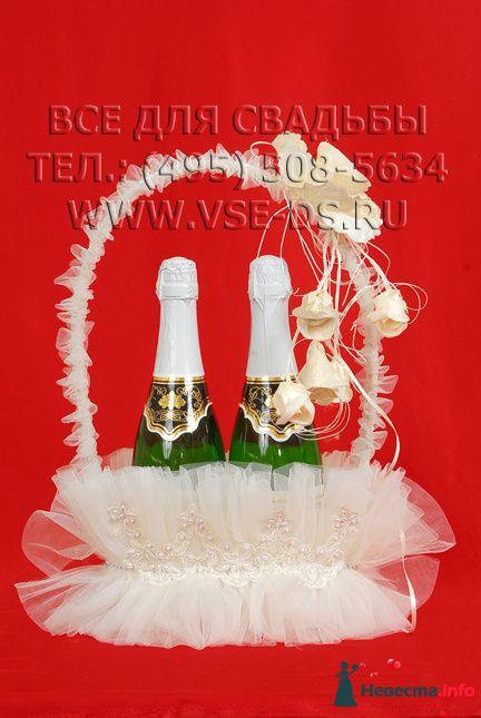 """Фото 85223 в коллекции Для шампанского - """"Все для свадьбы"""" - салон аксессуаров и услуг"""
