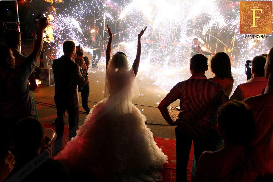 Какие есть шоу на свадьбу