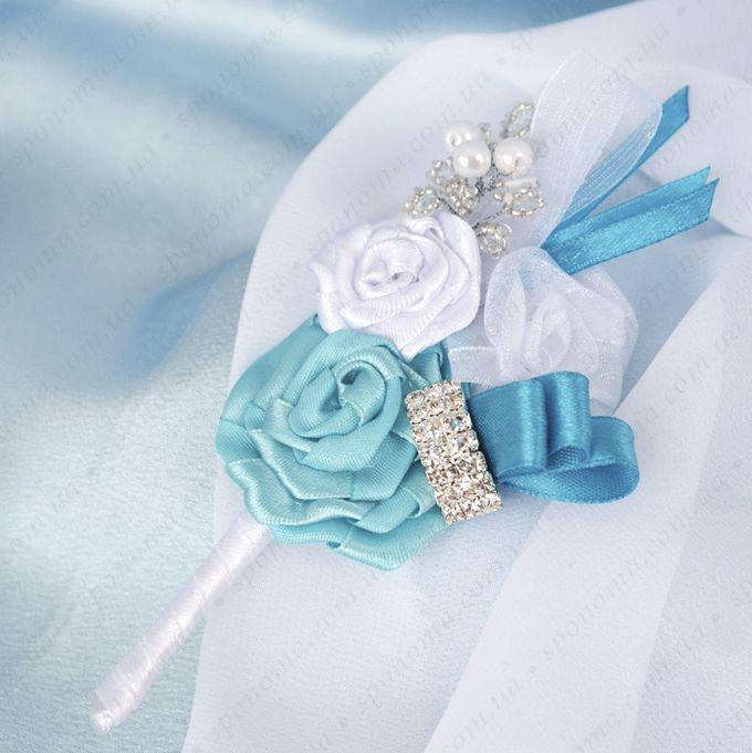 Аксессуары для гостей на свадьбу своими руками